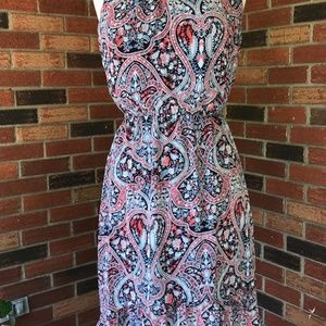 Maurices Floral Tank Dress (M)